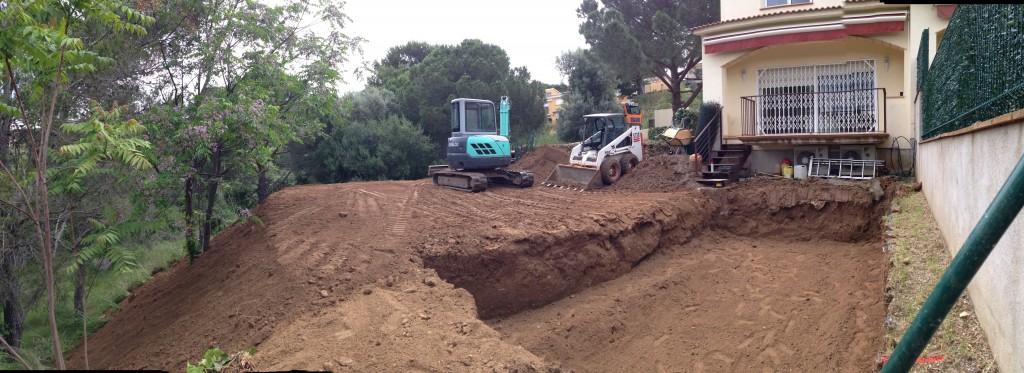 Excavaciones en Terrassa