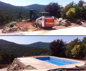 Excavaciones de piscinas en mollet del vall s for Piscinas de granollers