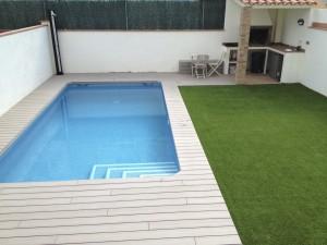 Excavación piscina Ripollet 2
